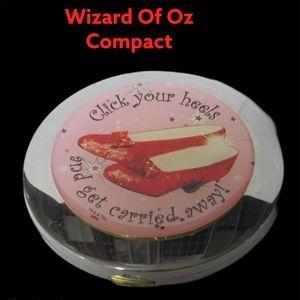 Accessories - WIZARD OF OZ COMPACT MIRROR